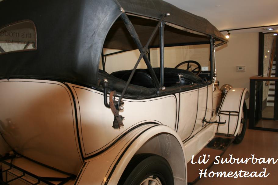 Edith Vanderbilt's car